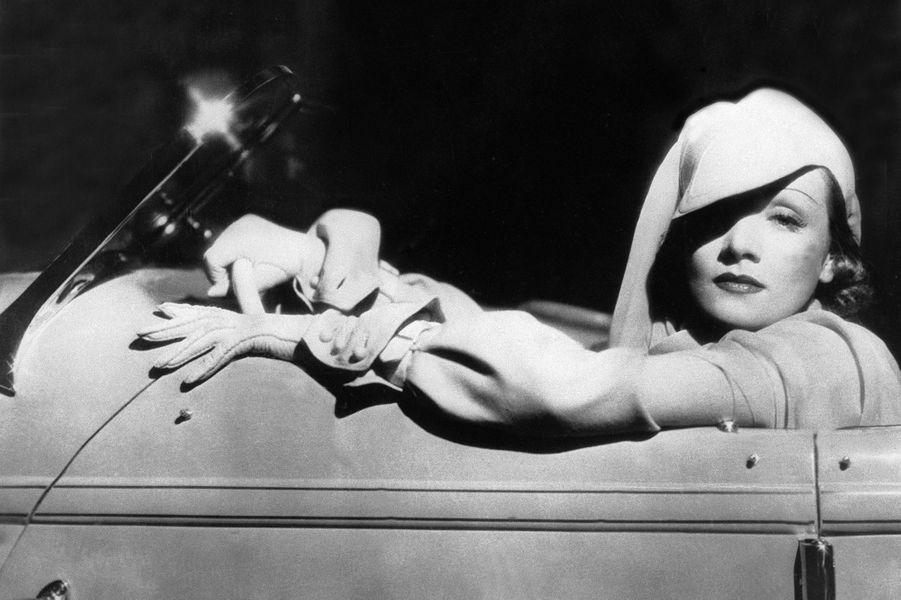 Marlene Dietrich en 1935