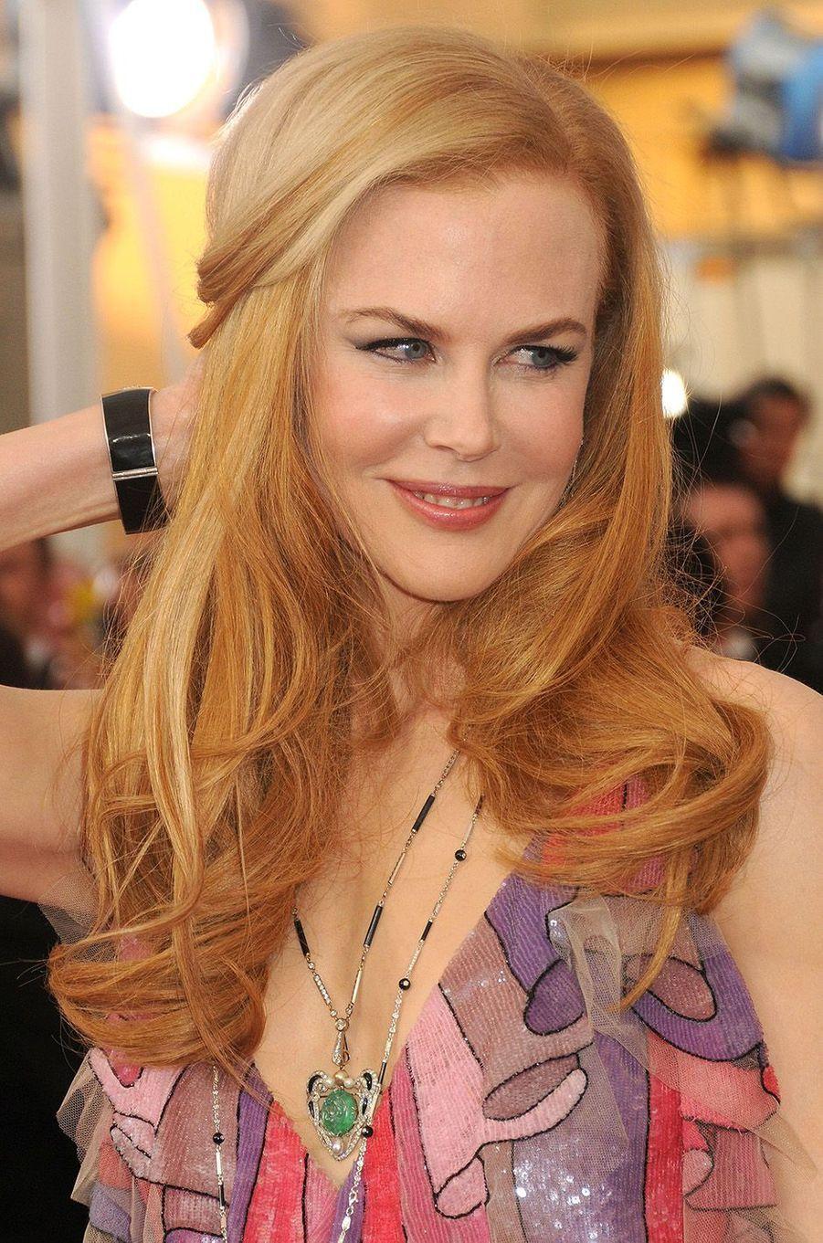 Nicole Kidman, une superstar venue d'Australie.