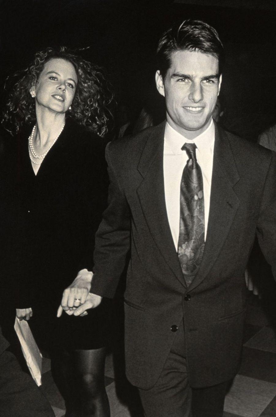 Nicole Kidman et Tom Cruise au temps du bonheur.