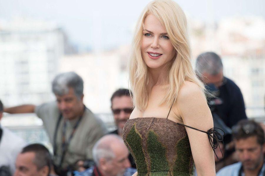 Nicole Kidman à Cannes 2017.