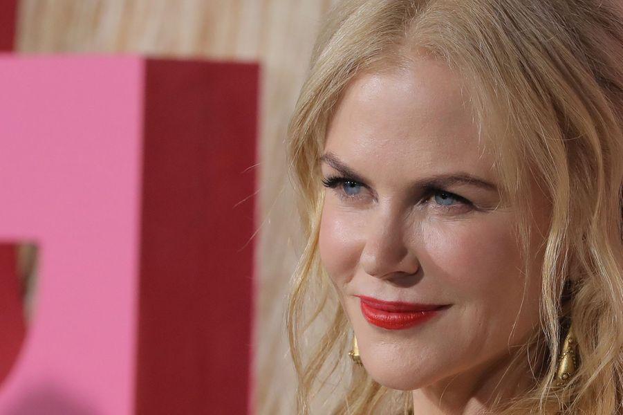 """Nicole Kidman a fait le tour du monde pour la promotion de """"Lion""""."""