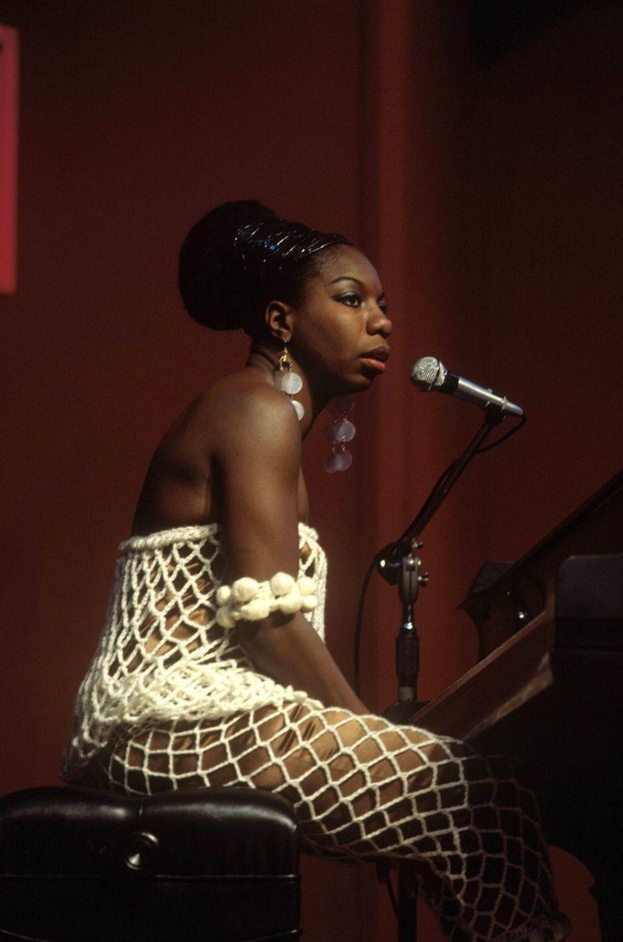 Nina Simone en 1968