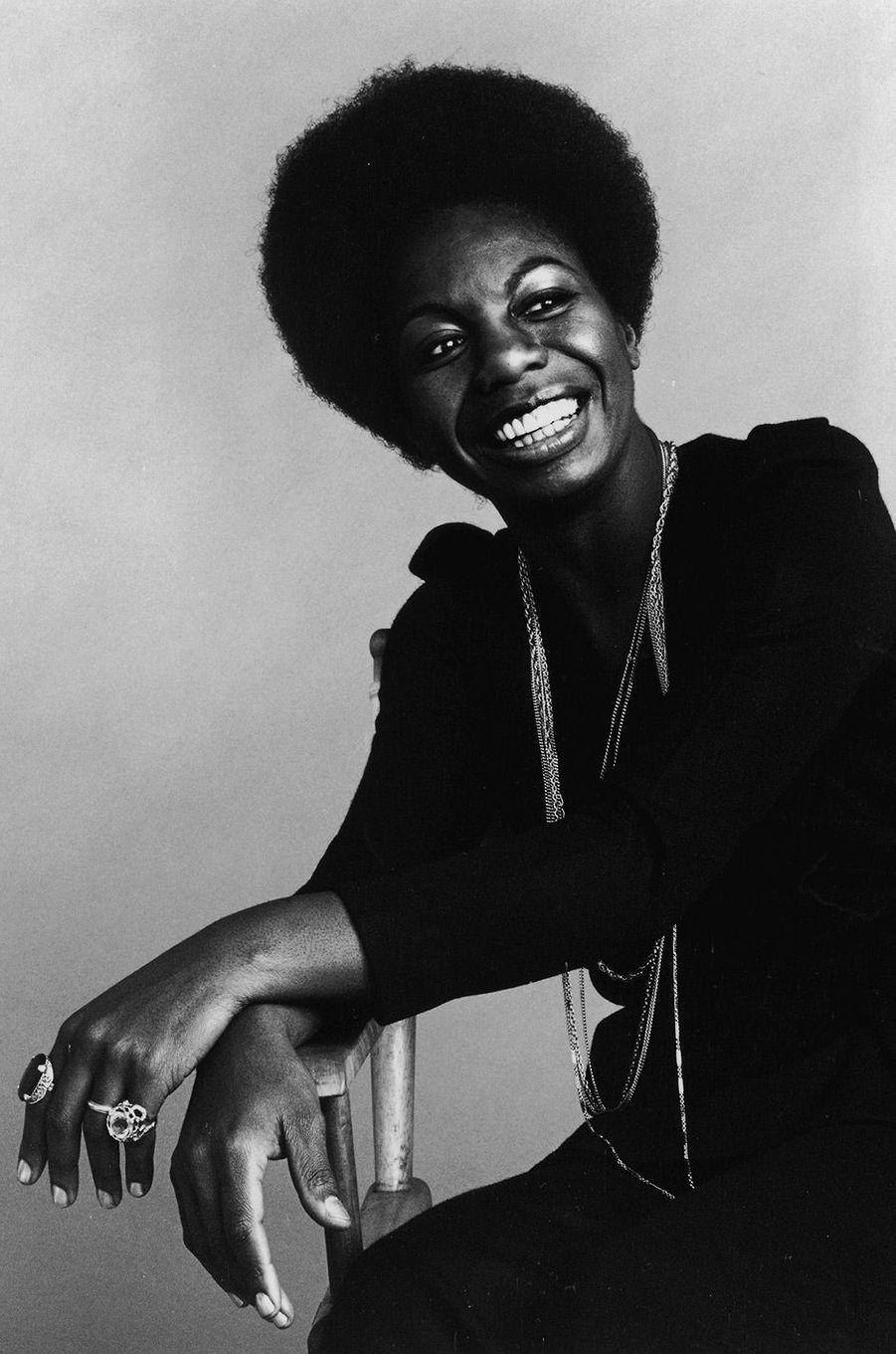Nina Simone en 1969