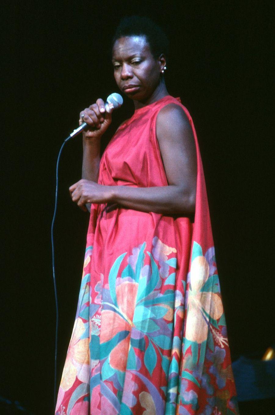 Nina Simone en 1979