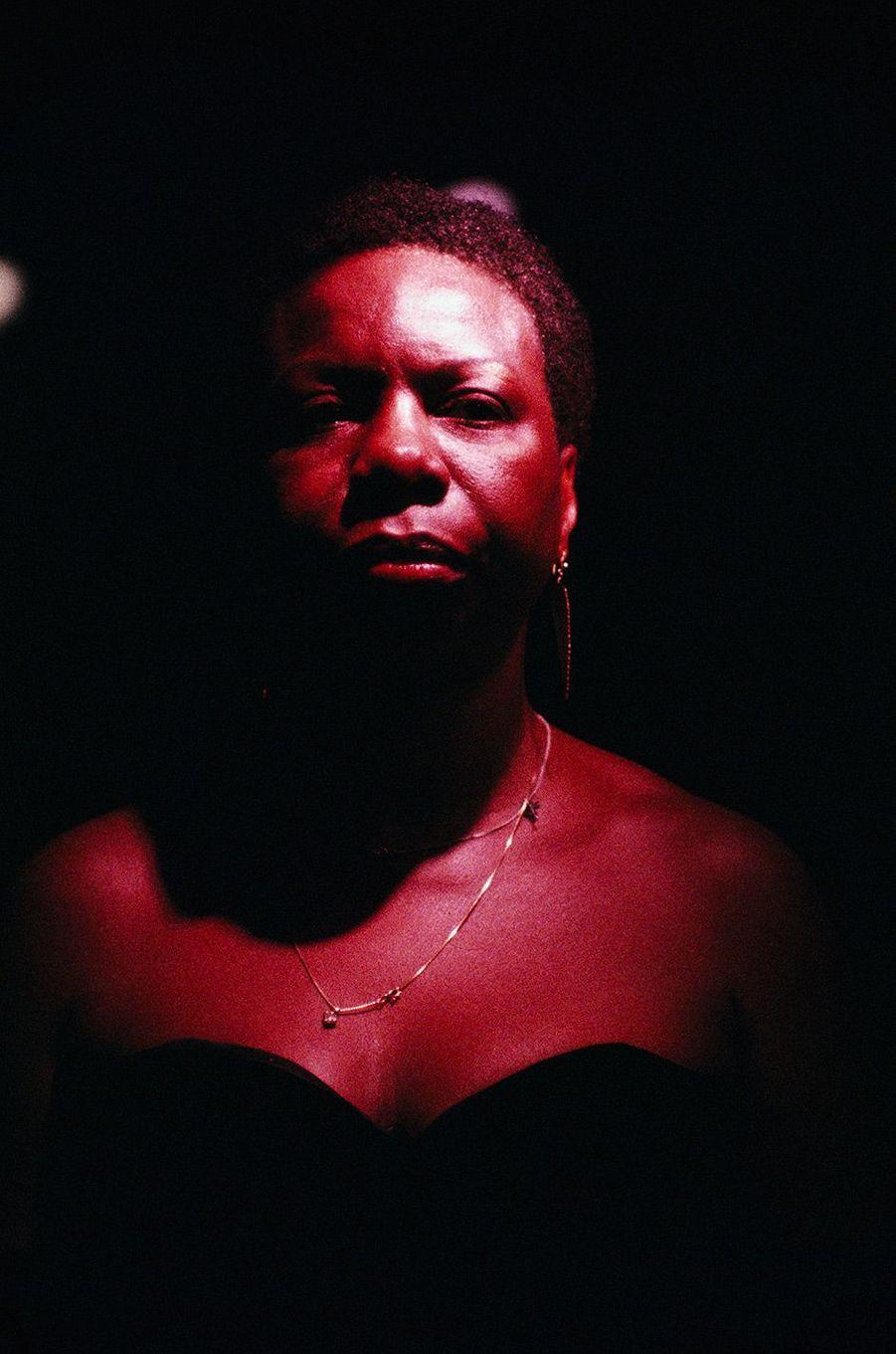 Nina Simone dans les années 1990