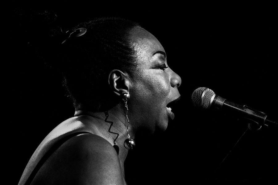 Nina Simone à Maastricht en 1992
