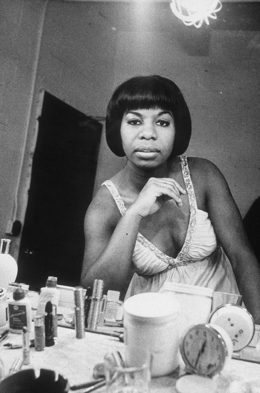 Nina Simone en 1955