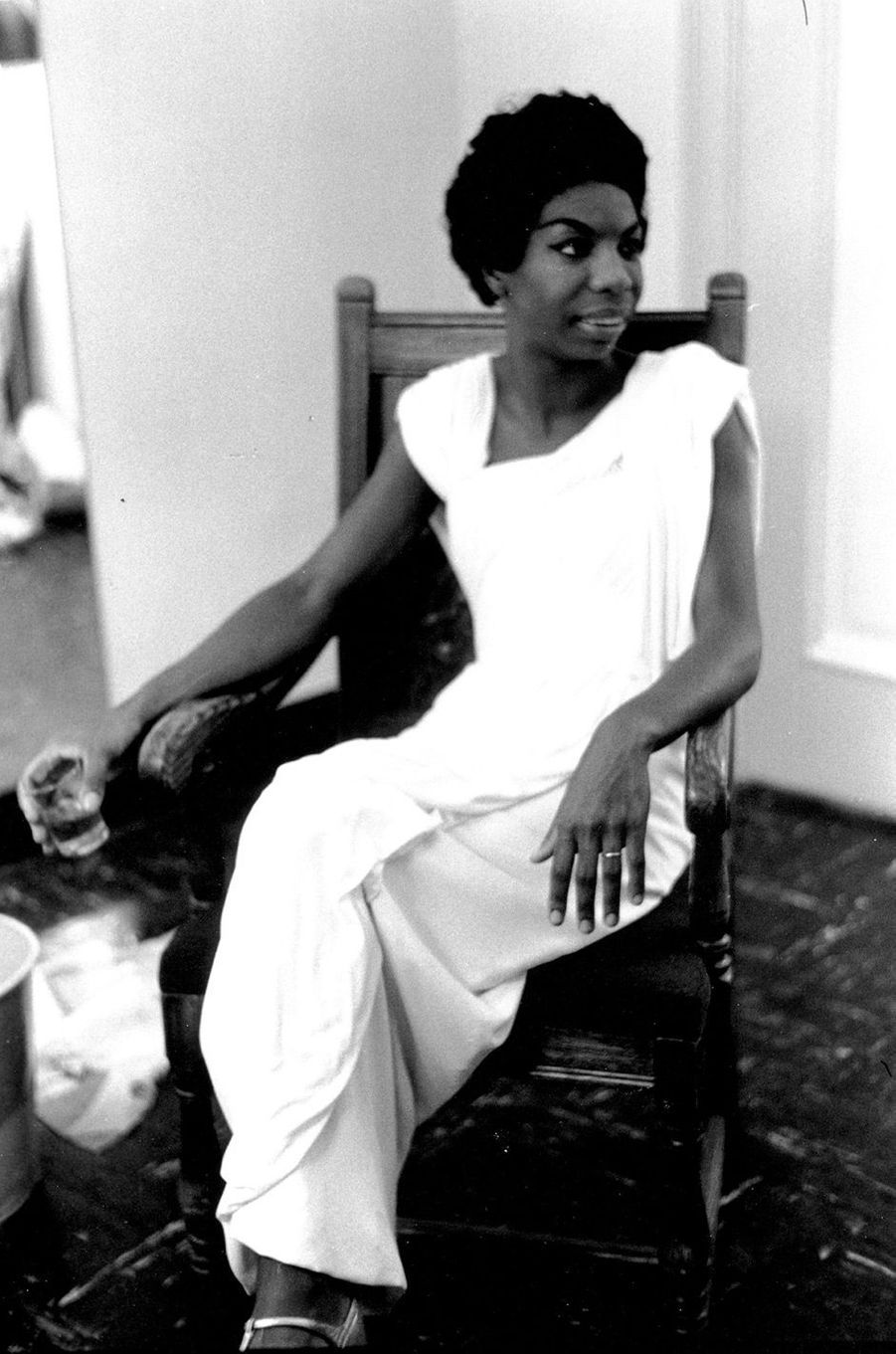 Nina Simone dans les années 60