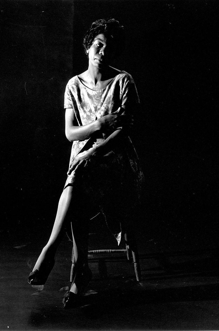 Nina Simone à New York en 1959