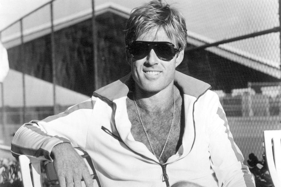 Robert Redford en 1974