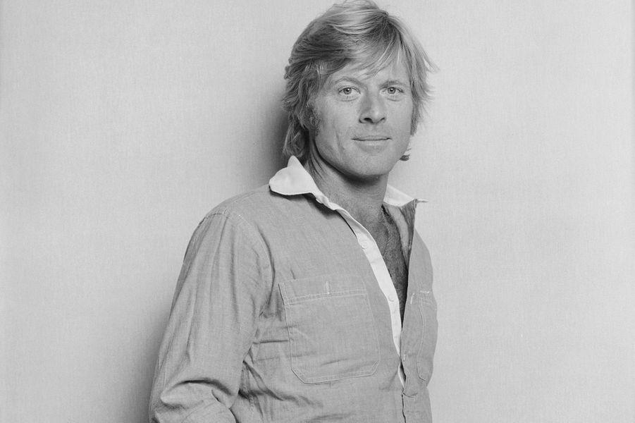 Robert Redford en 1975.