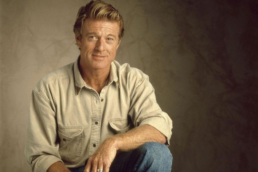 "Robert Redford pose pour ""Havana"""