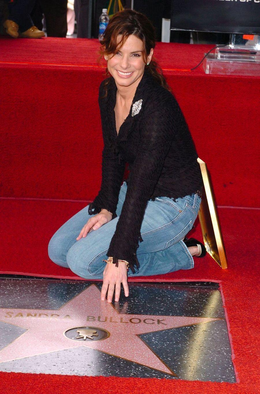 Sandra Bullock en 2005
