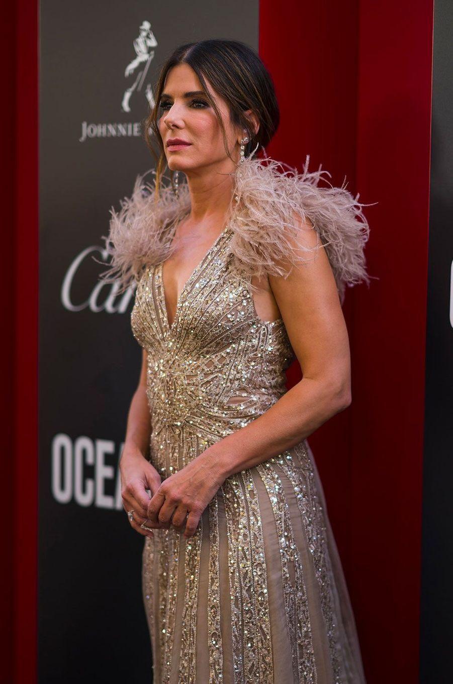 Sandra Bullock en 2018