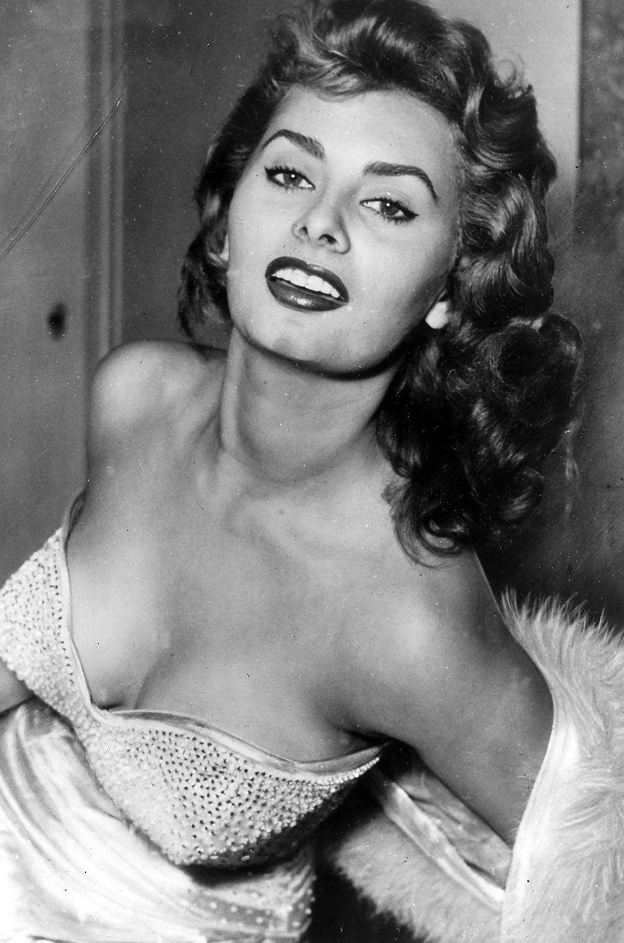 Sophia Loren sublime