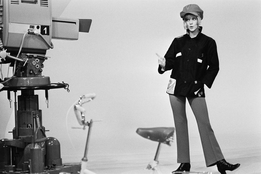 Sylvie Vartan en 1967