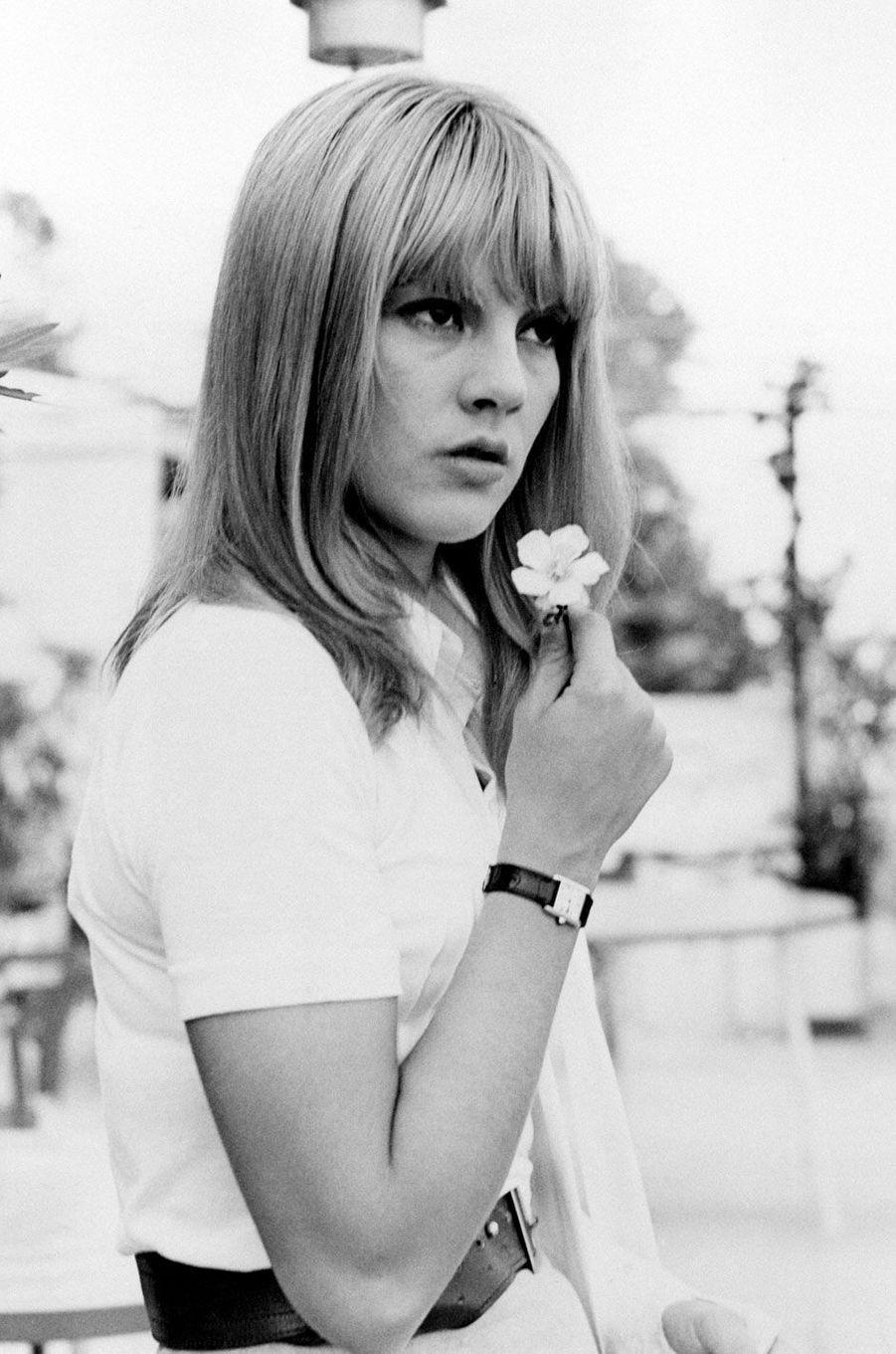 Sylvie Vartan en 1968