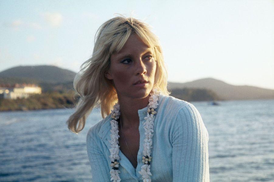 Sylvie Vartan en 1969