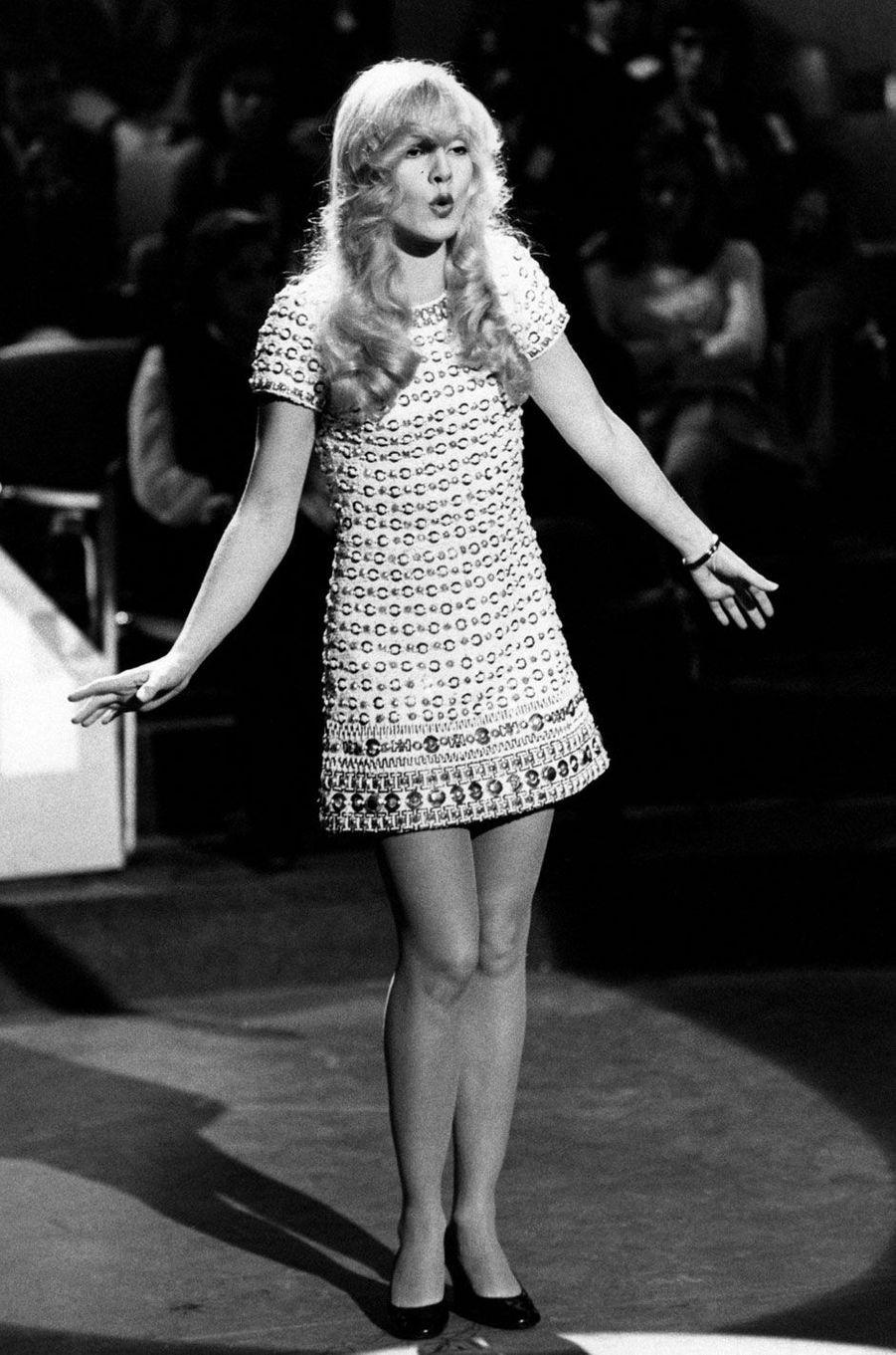 Sylvie Vartan en 1971