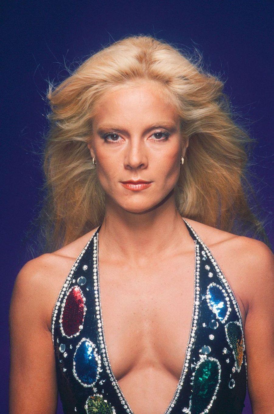 Sylvie Vartan en 1978