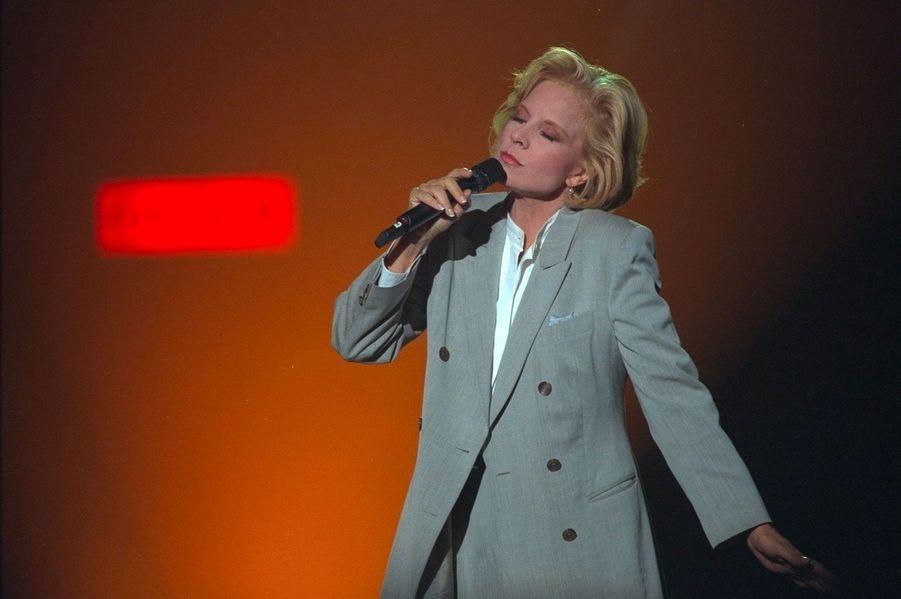 Sylvie Vartan en 1996