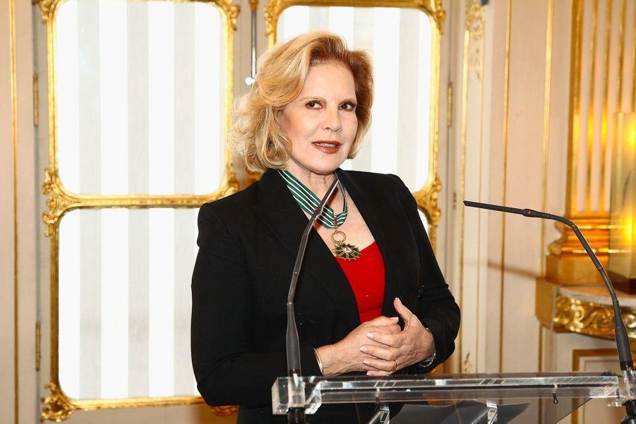 Sylvie Vartan en 2011
