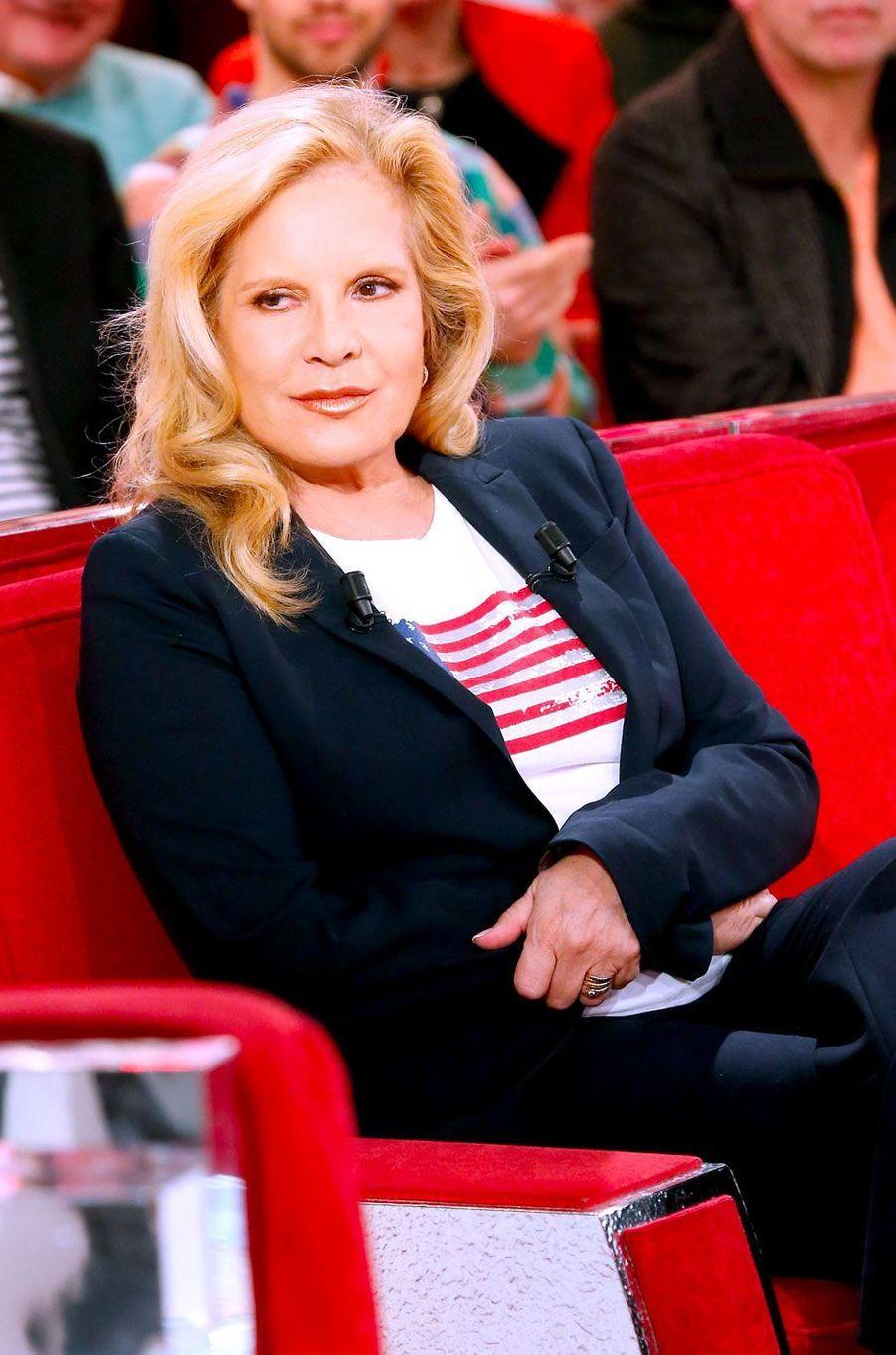 Sylvie Vartan en 2013