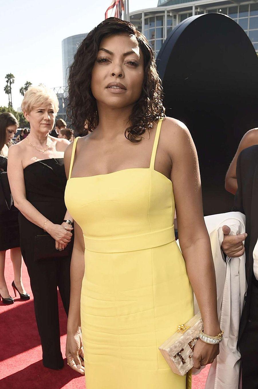 Taraji P. Henson, une nouvelle star à Hollywood.