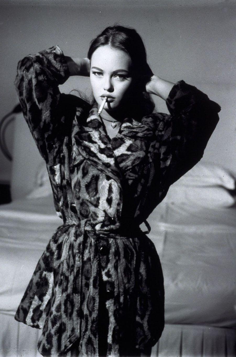 Vanessa Paradis en 1999.