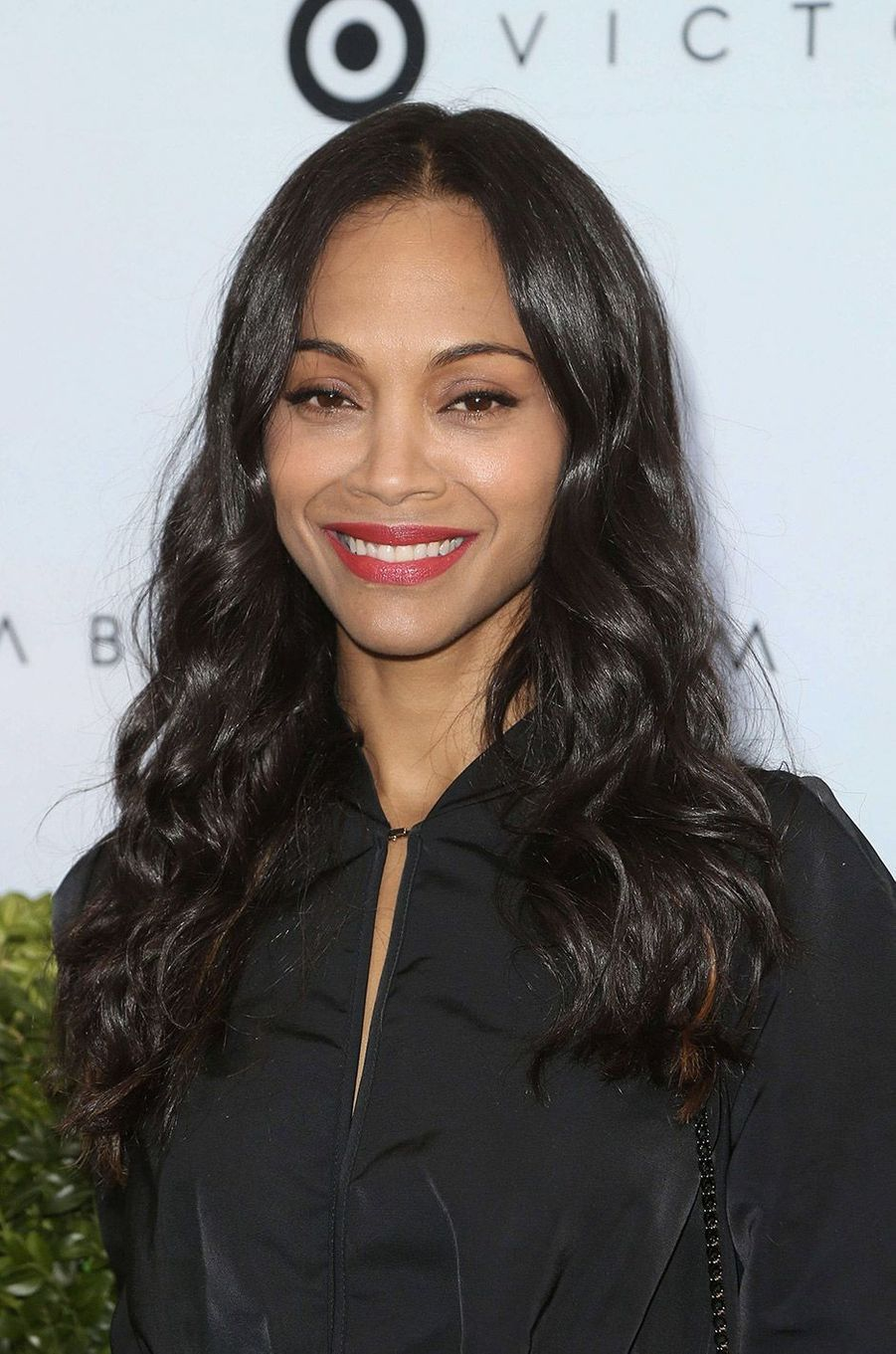 Zoe Saldana le 1 avril 2017 à Los Angeles