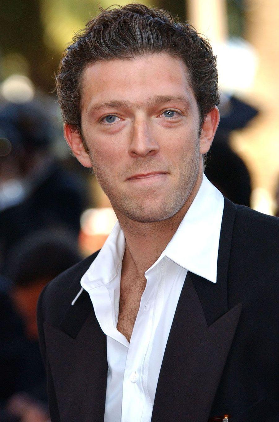 Vincent Cassel en 2003