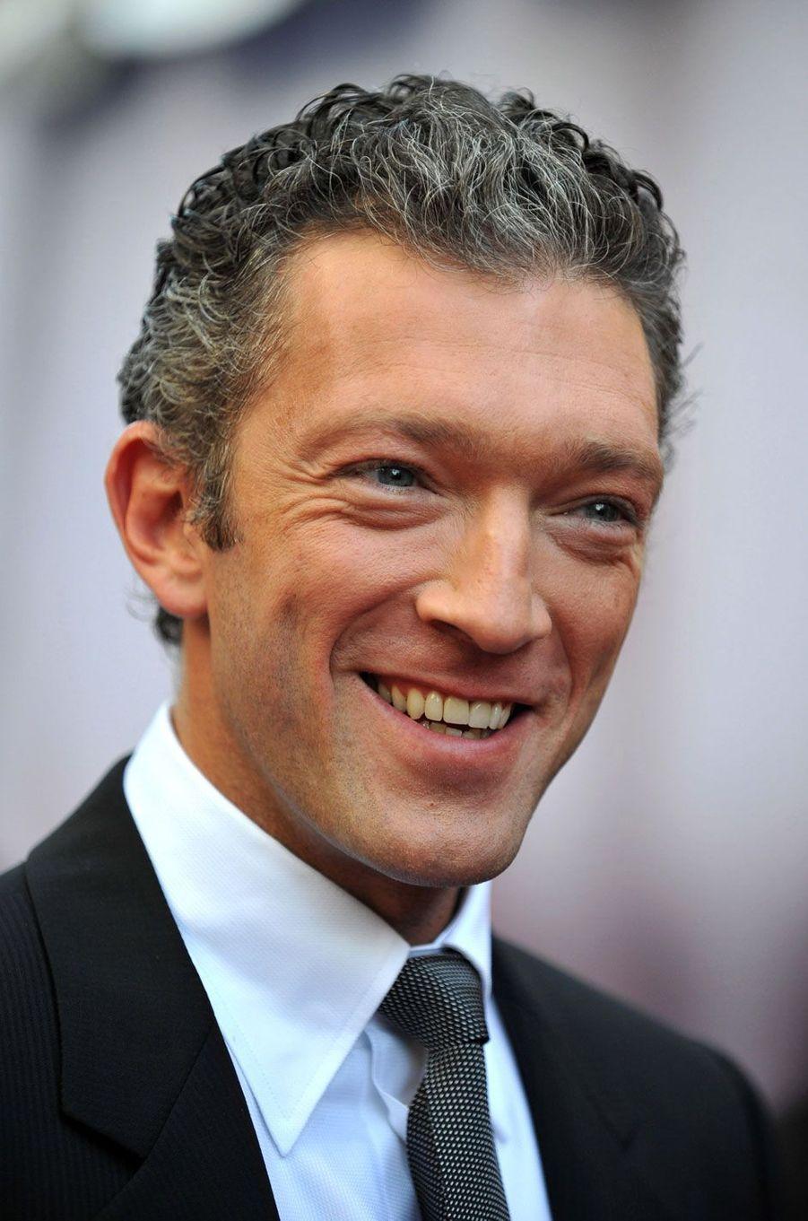 Vincent Cassel en 2008