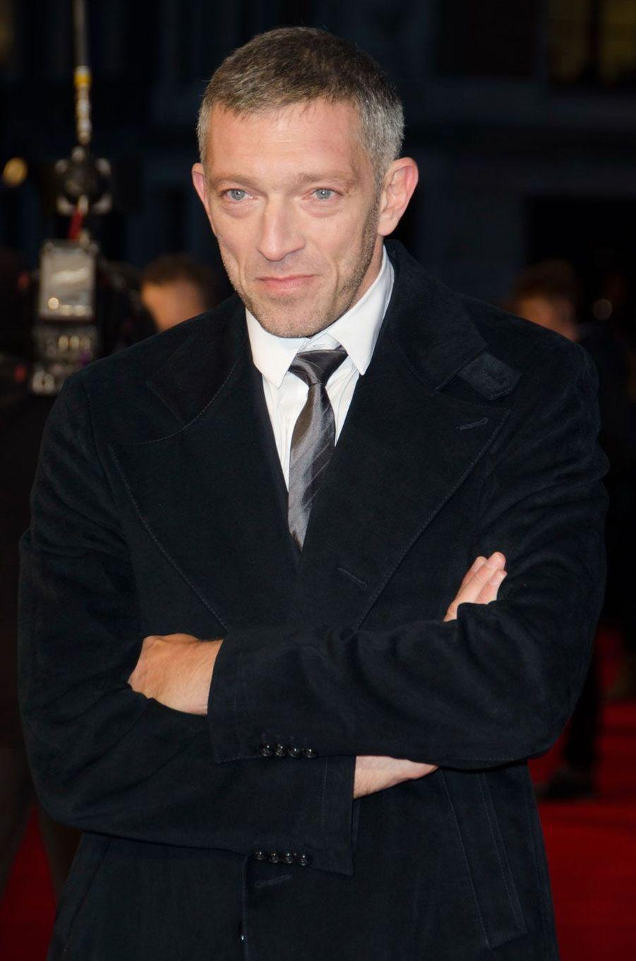Vincent Cassel en 2012