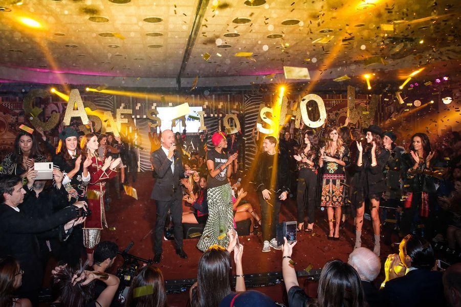 Le Casa Fashion Show se termine; rendez-vous le 14 avril prochain pour la suite des aventures.
