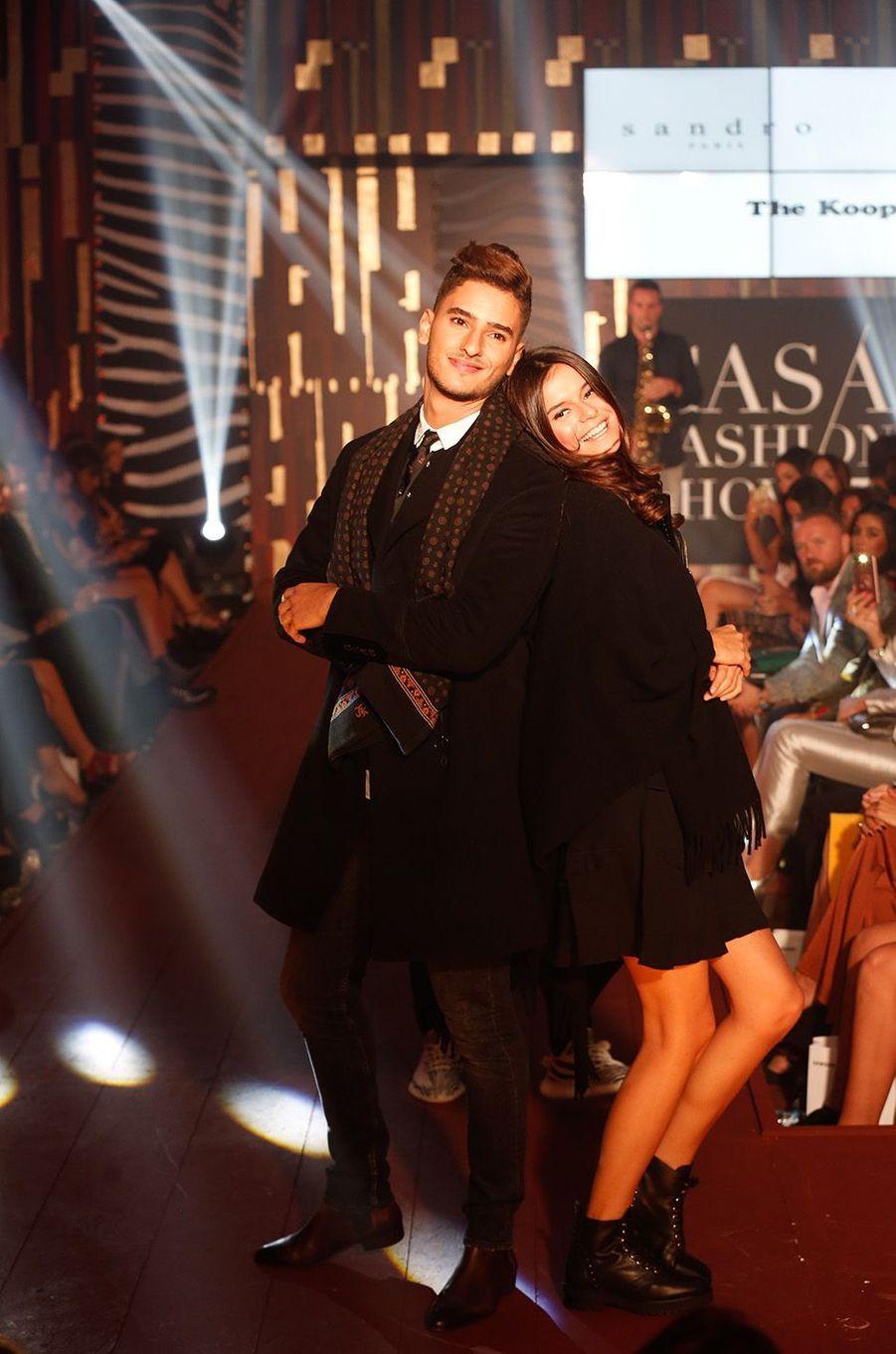 La 11e édition du Casa Fashion Show, le samedi 7 octobre 2017.