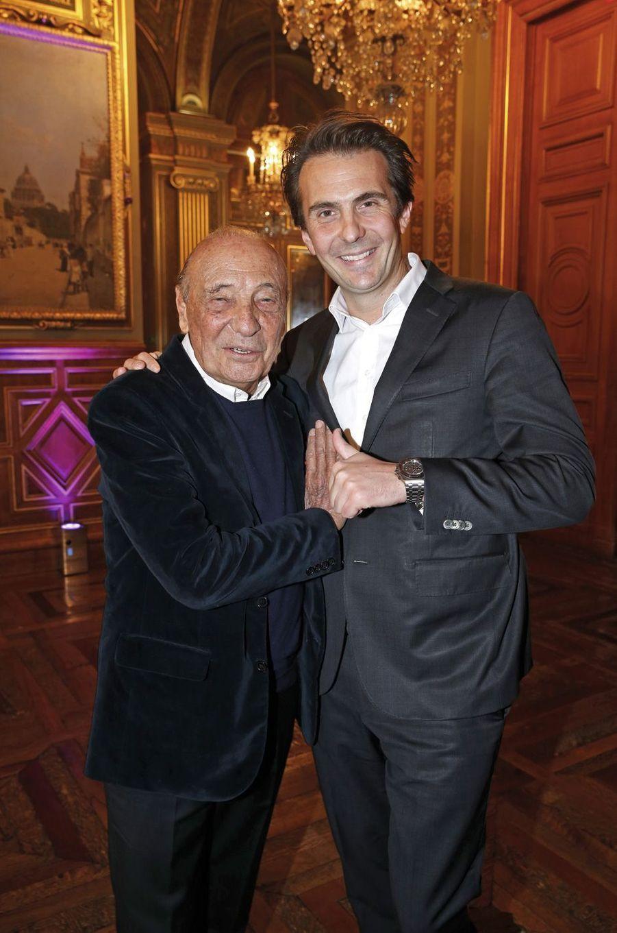 Jacques Séguéla, Yannick Bolloré