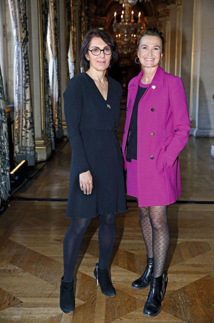Nathalie Balla, Marie-Laure Sauty de Chalon