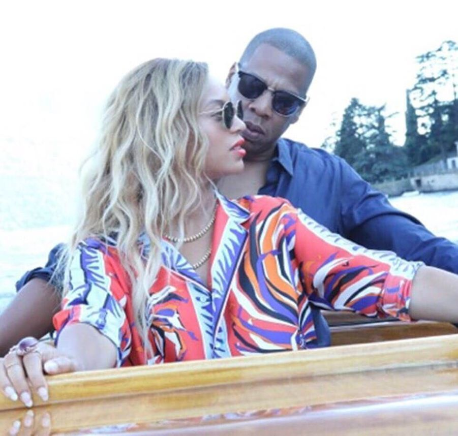 Beyoncé et Jay-Z.