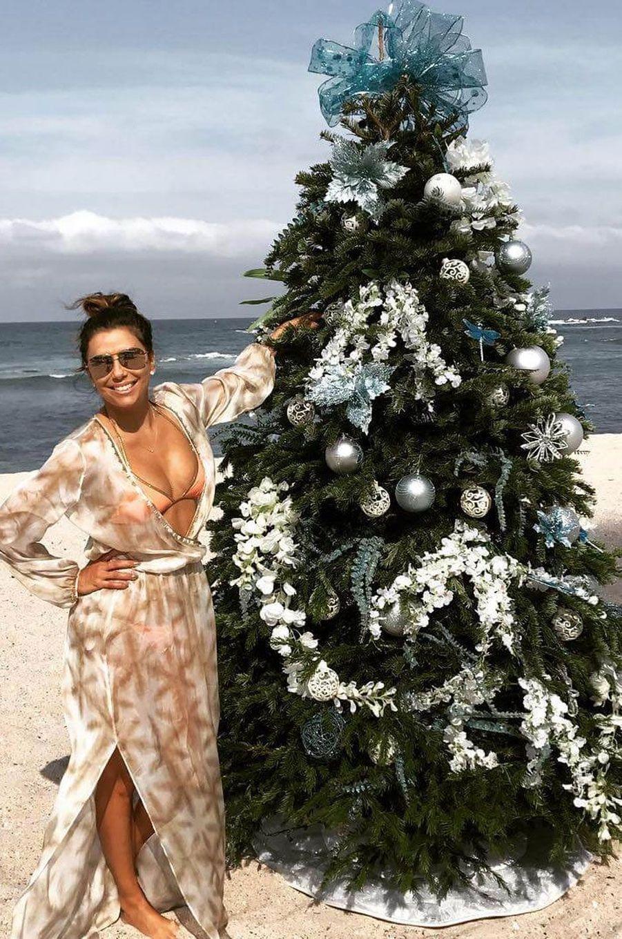 Eva à Noël