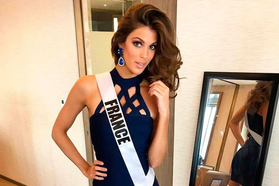 Iris Mittenaere représentait la France à Miss Univers