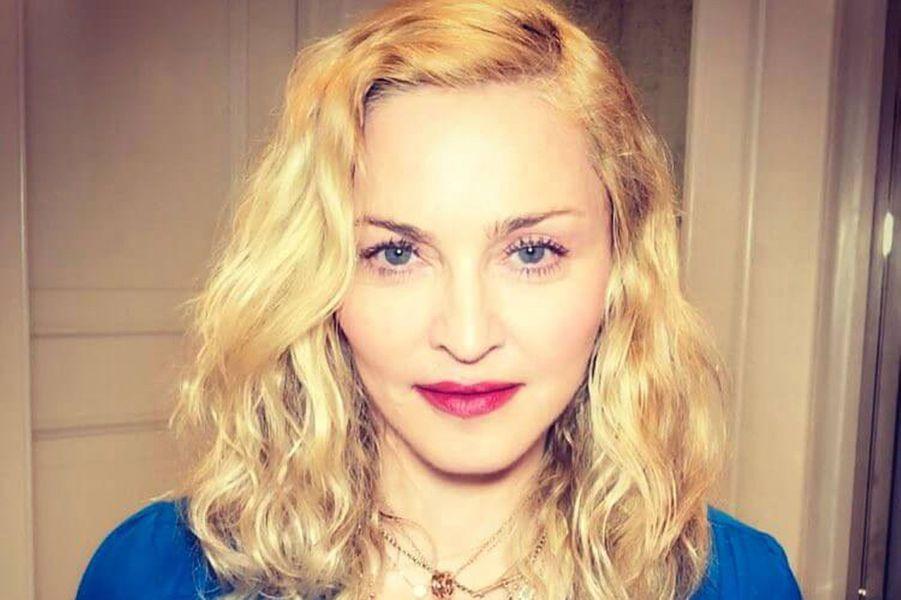 Madonna rayonnante