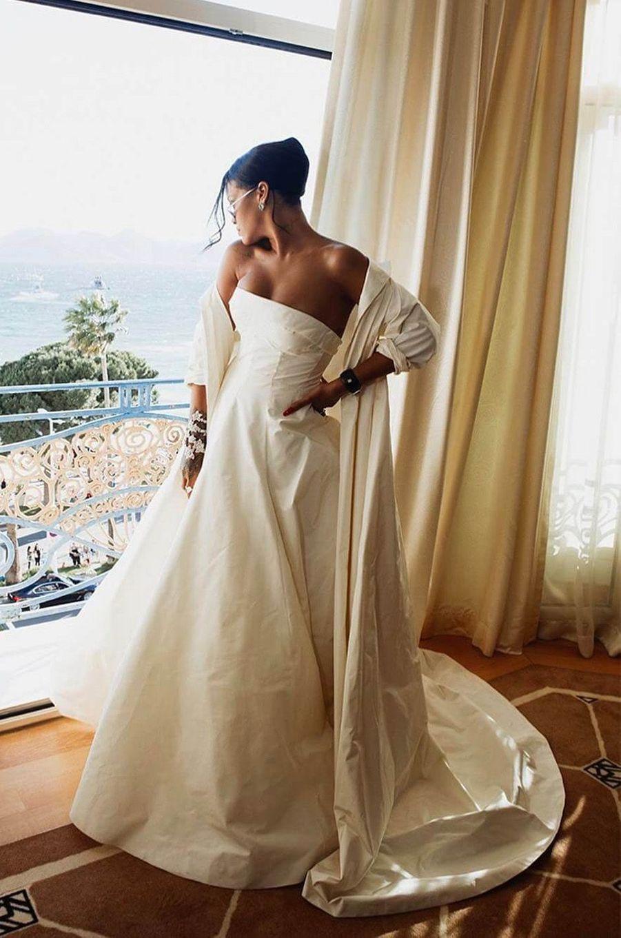 Rihanna au Festival de Cannes 2017