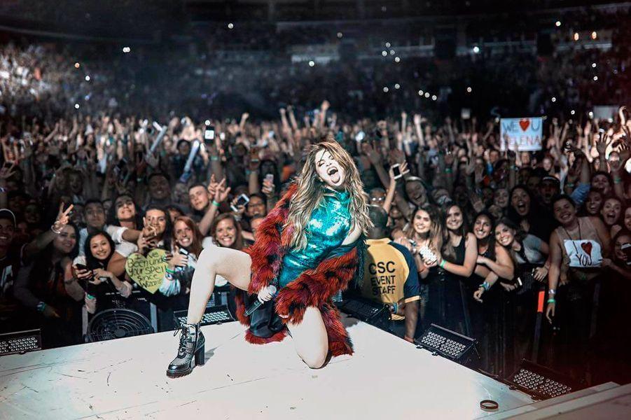 Selena Gomez comptabilise 100 millions d'abonnés sur Instagram