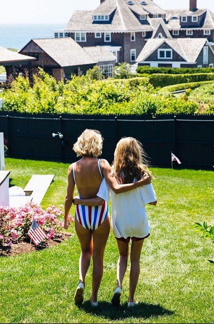 Taylor Swift et Cara Delevingne
