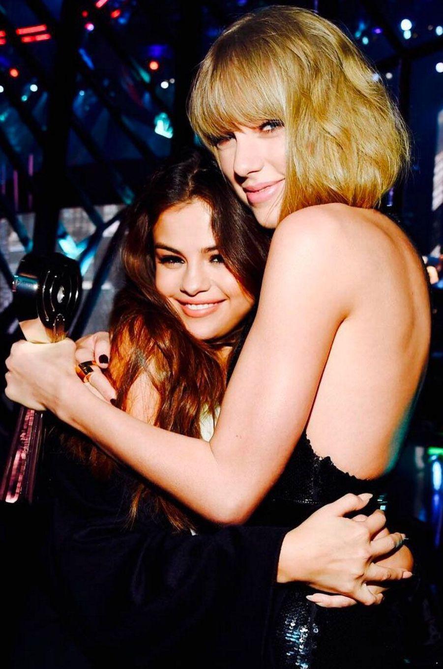 Taylor Swift et Selena Gomez