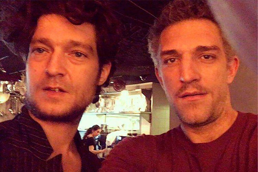 Vincent Cassel raconte sa vie d'acteur sur Instagram