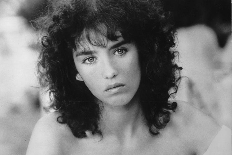 Isabelle Adjani en 1984.