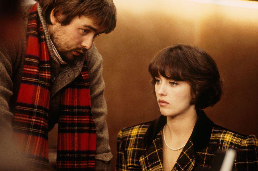 Isabelle Adjani dans le film «Subway» de Luc Besson.