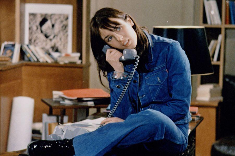 Isabelle Adjani dans «La Gifle»