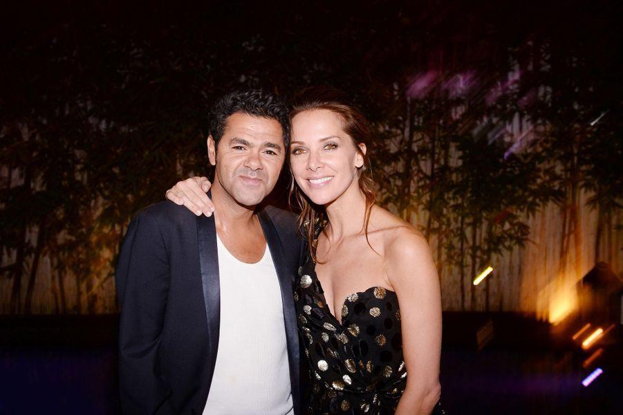 Jamel Debbouze et Mélissa Theuriau au Marrakech du rire en 2017